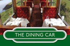 Dining Cars of the World - Paris to Venice Train