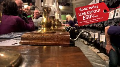 Isle of Man CAMRA Beer & Cider Festival 2020