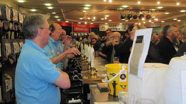 Isle of Man CAMRA Beer & Cider Festival 2018