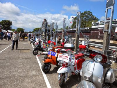 Isle of Man Scooter Rally 2020