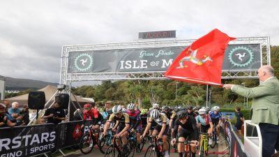 Isle of Man Round of 2021 UCI Gran Fondo World Series