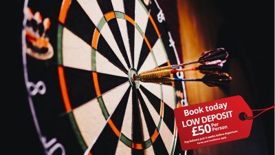 Isle of Man Darts Festival 2019
