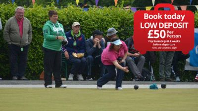 September Crown Green Bowls Festival 2019