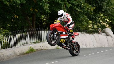 Isle Of Man Festival Motorcycling