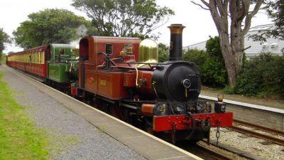 Heritage Railways in the Isle of Man   Visit IOM