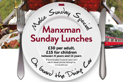 The Manxman Sunday Lunch