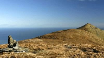 Manx Mountian and half Marathon 2022