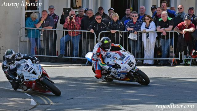 Booking for the TT Races